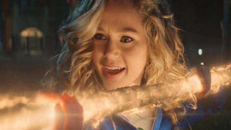 Stargirl, the DC series arrives in prime time on Rai4