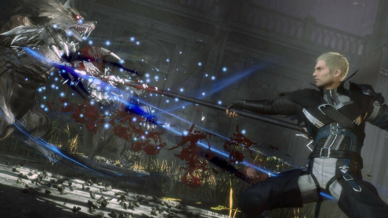 Stranger of Paradise Final Fantasy Origin, extended demo from Square