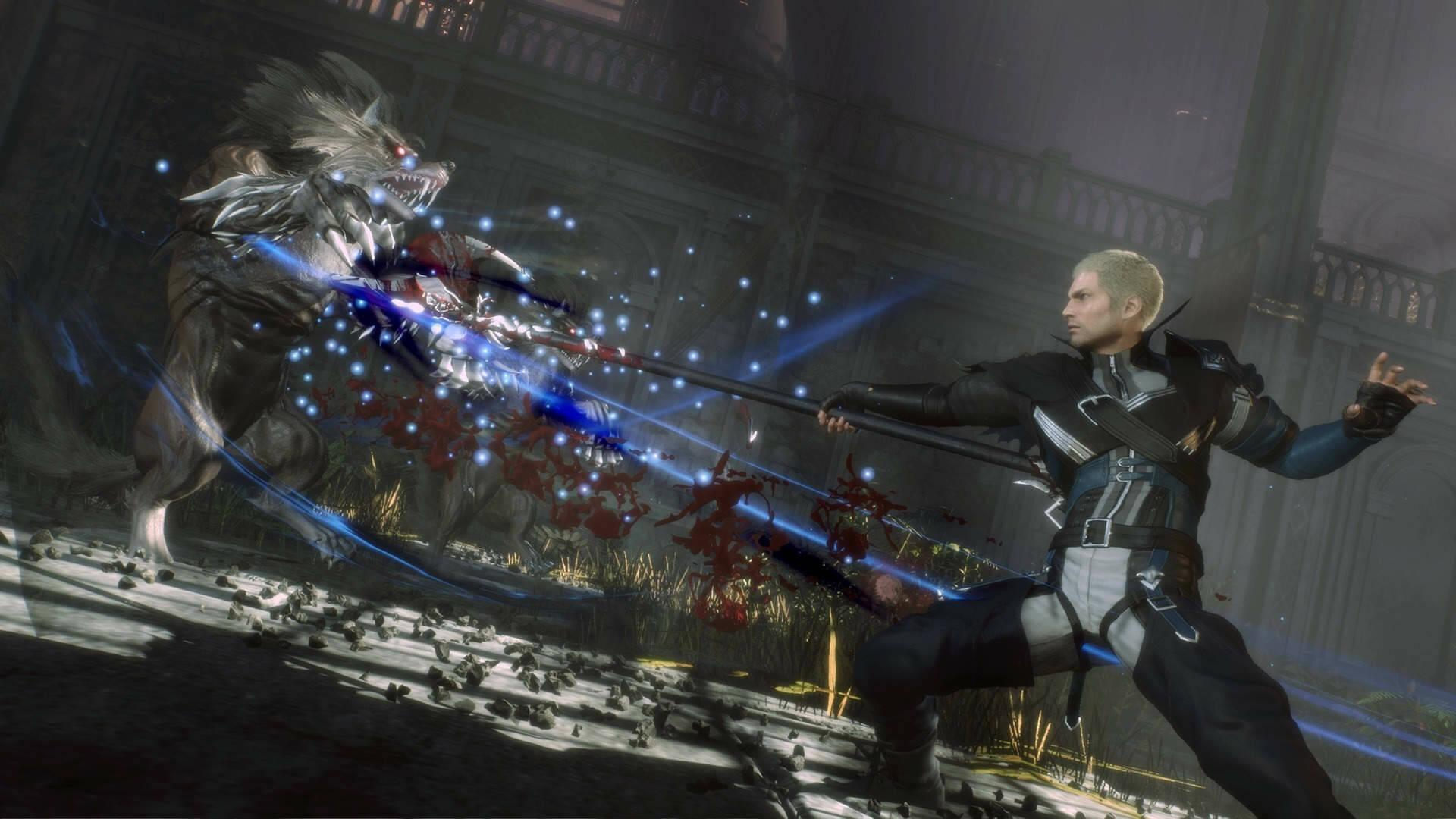 Stranger of Paradise: Final Fantasy Origin dragoon