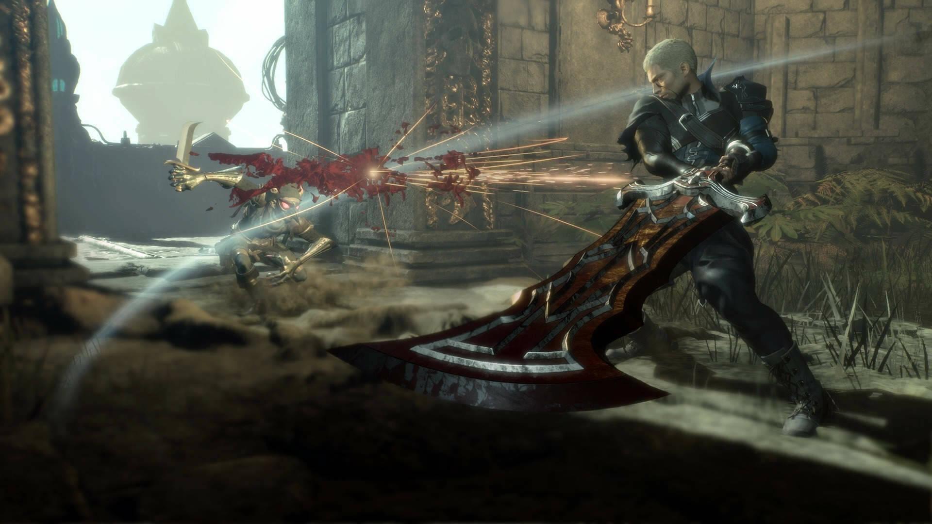 Stranger of Paradise: Final Fantasy Origin warrior