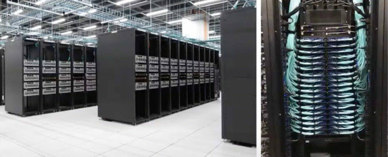 Supercomputer Tesla