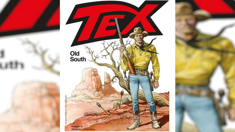 Tex - Old South, the Texone by Giampiero Casertano: the review