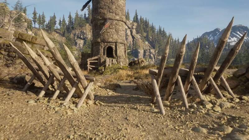 Skyrim in Unreal Engine 5 displays breathtaking realism