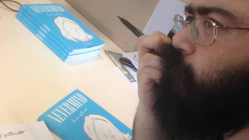 The Pisan cartoonist Tuono Pettinato died