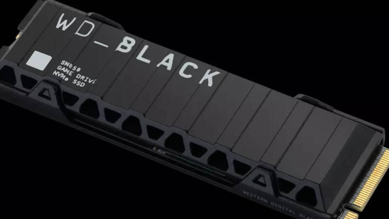 WD has kept its promise: now the SN850 SSD goes faster