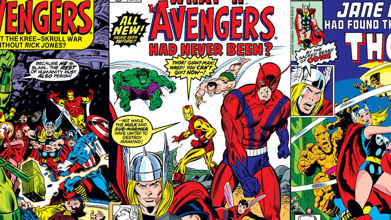 What If… ?: the infinite Marvel possibilities