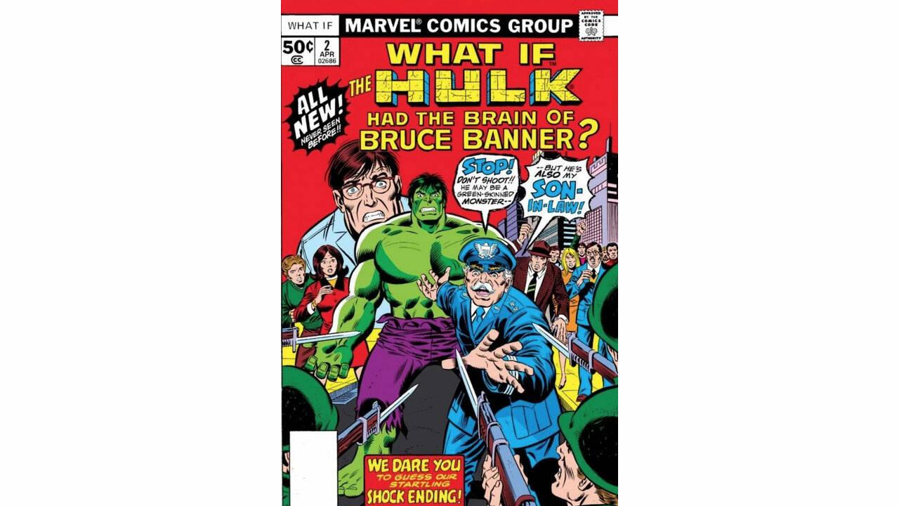 """""""What If...?"""" le infinite possibilità Marvel"""