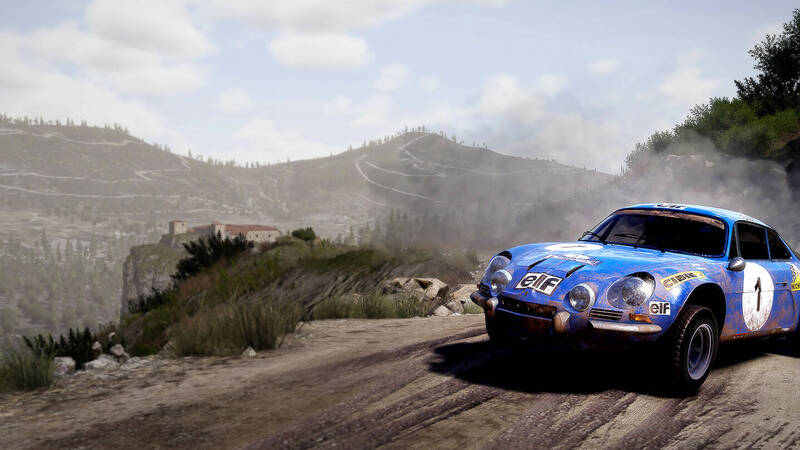 WRC 10 FIA World Rally Championship   Preview, engines between history and nature