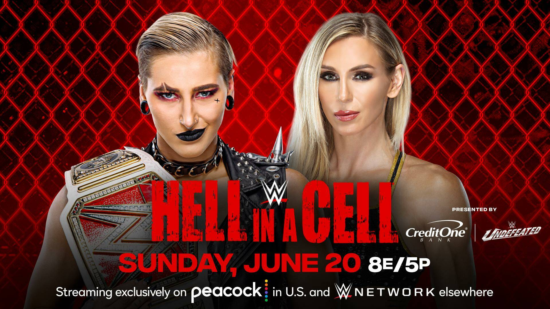 WWE Hell in a Cell 2021: la card del PPV