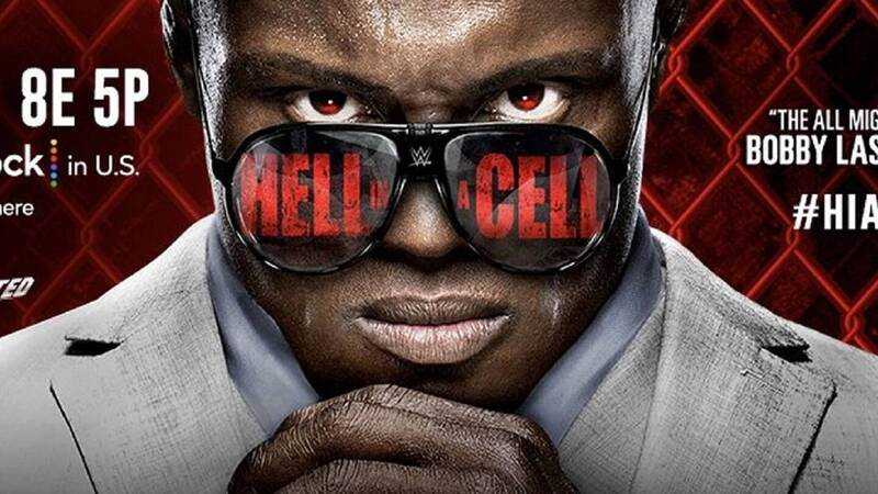 WWE Hell in a Cell 2021: the PPV card