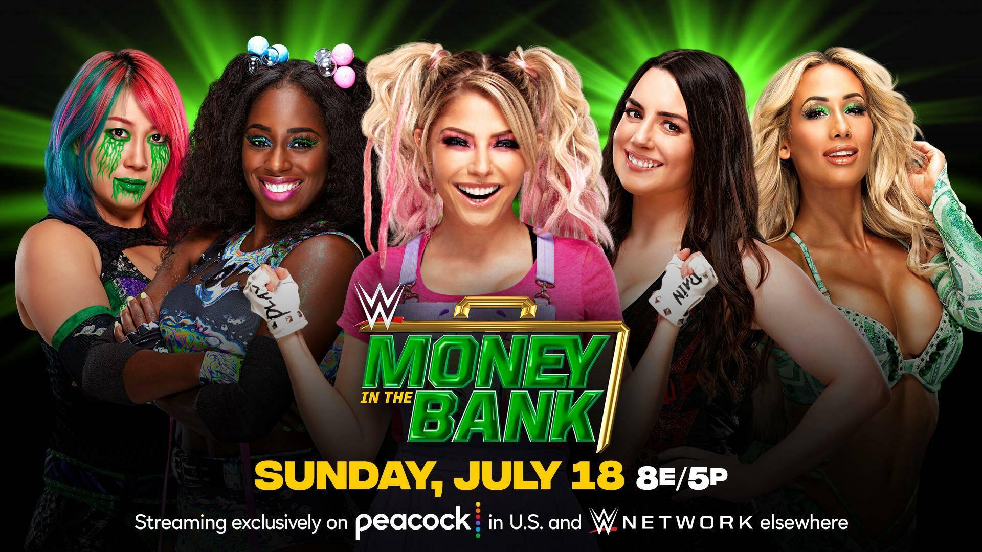 WWE: lo sfidante di Roman Reigns e nuovi partecipanti al Money in the Bank match