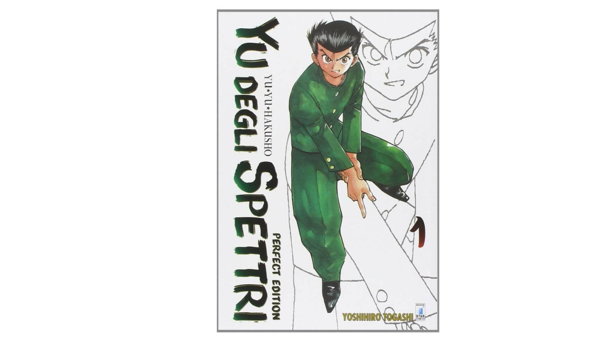 Yu degli Spettri Perfect Edition