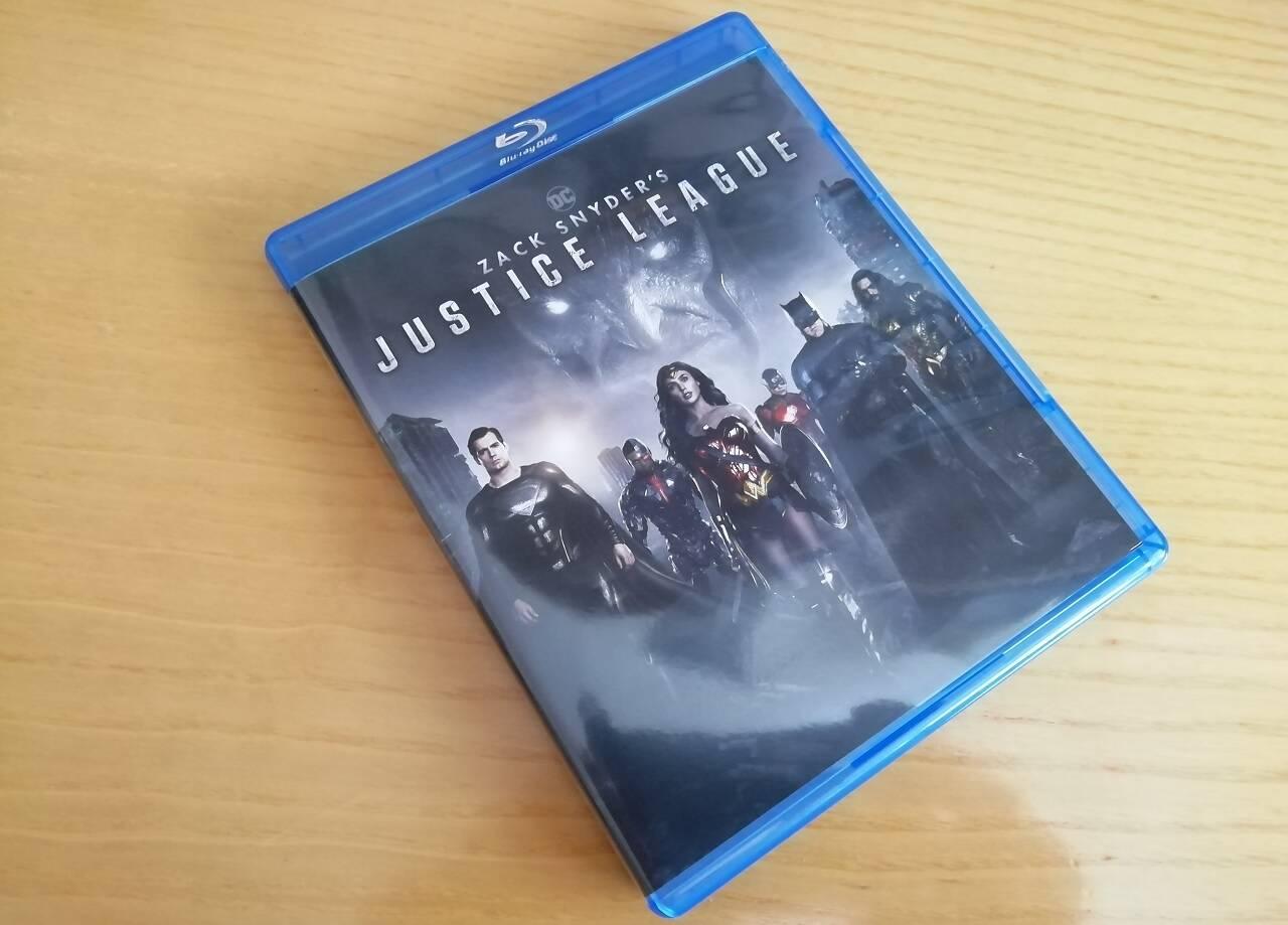 Zack Snyder's Justice League, la recensione della versione home video