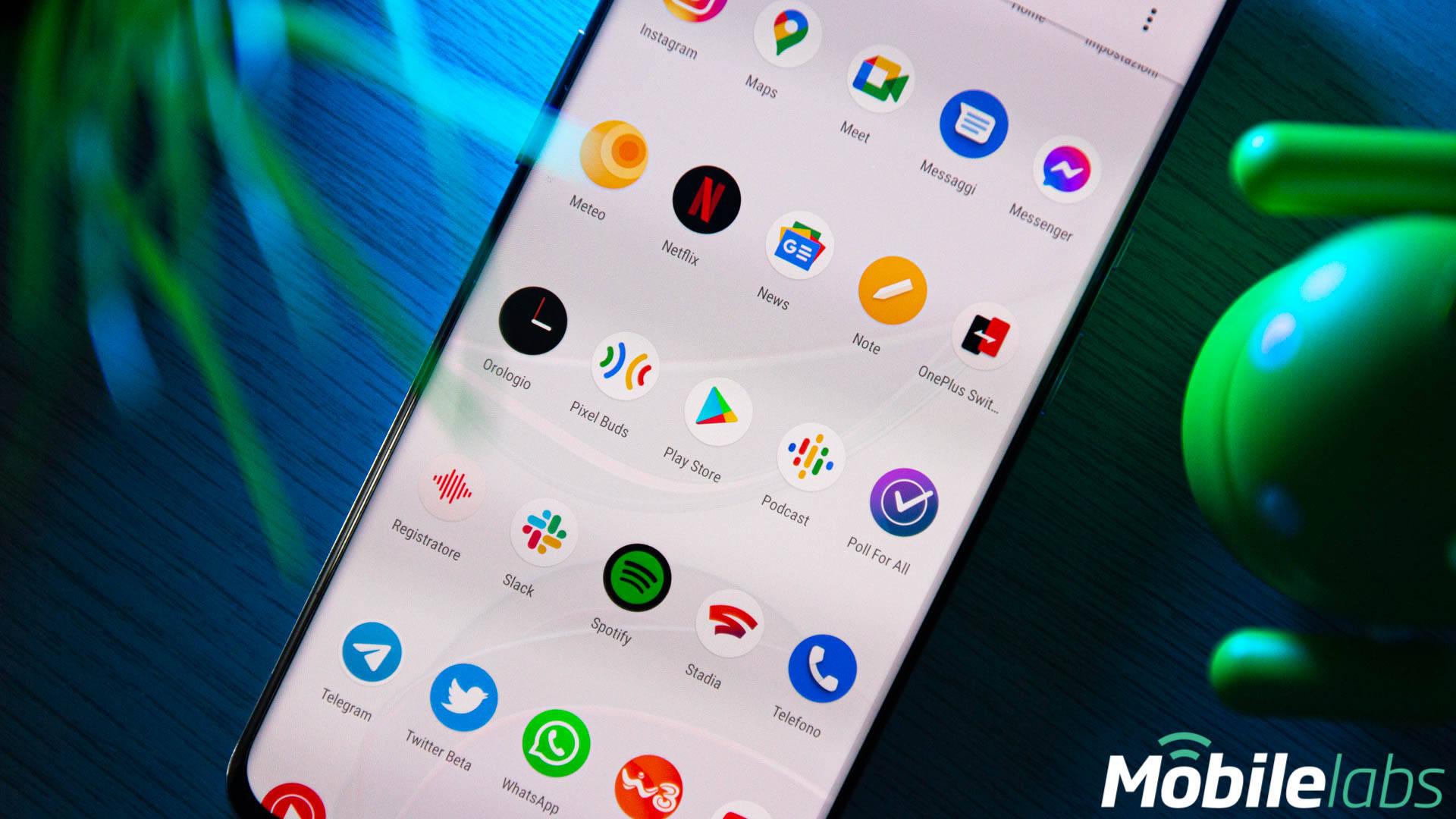 Applicazioni - Google Play Store