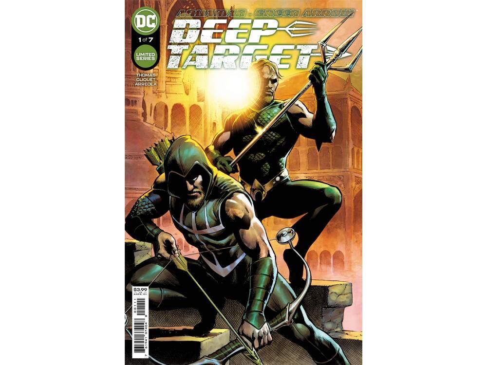 Aquaman Green Arrow