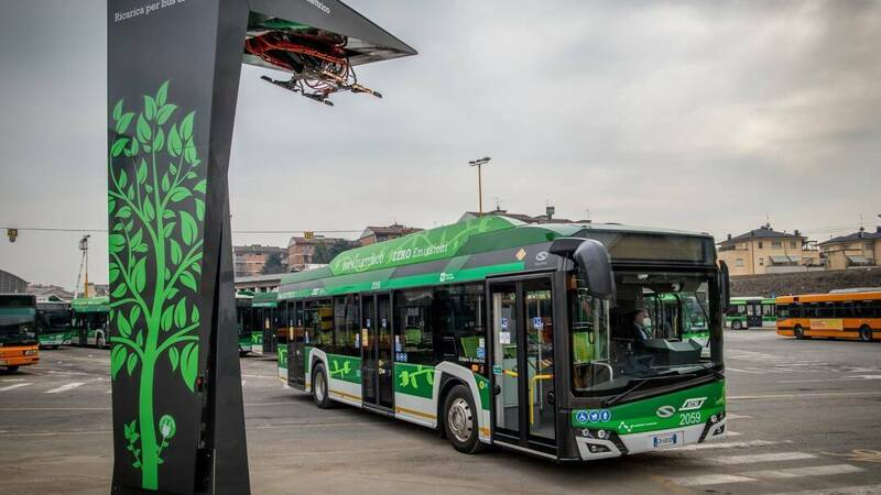Public transport, Milan, the capital of zero-emission mobility