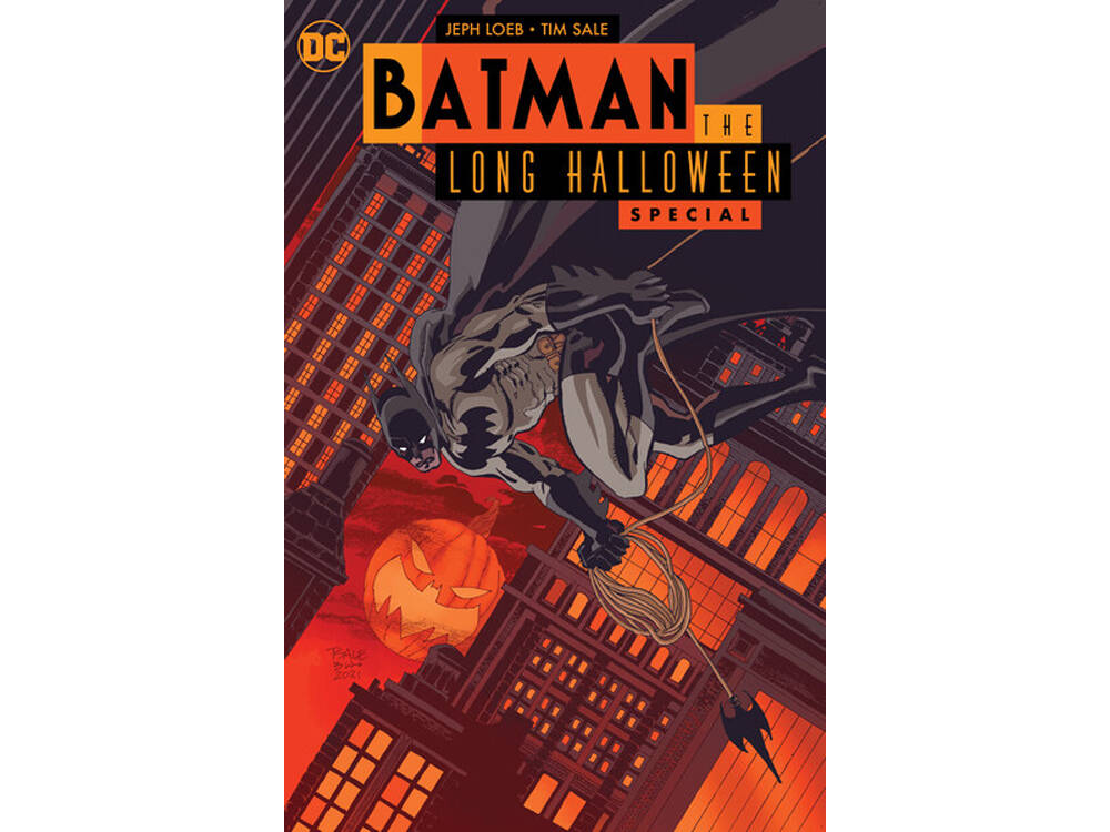 Batman The Long Halloween Special