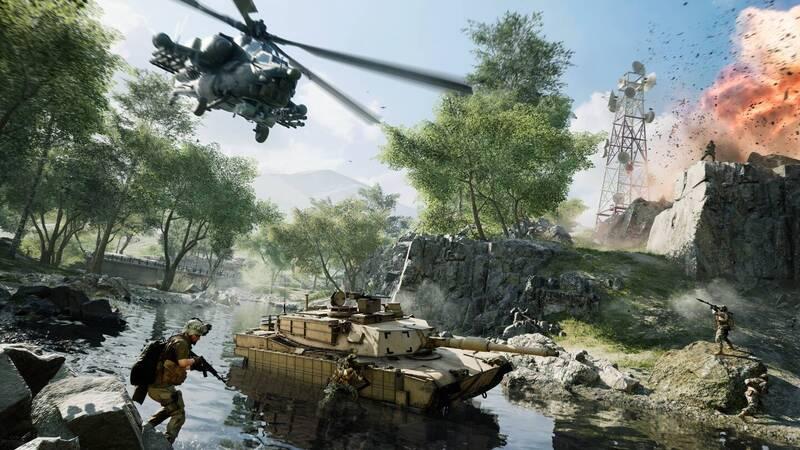 Battlefield 2042, DICE reassures fans