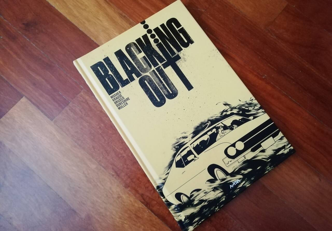 Blacking Out recensione