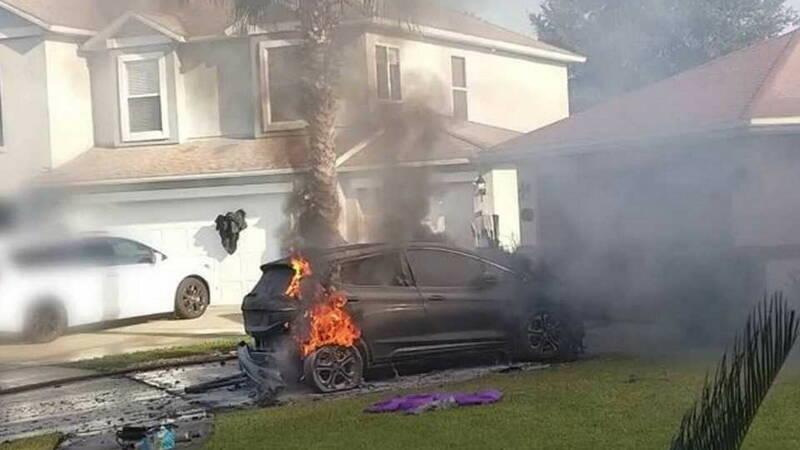 Chevrolet Bolt, still risk of fires after recall