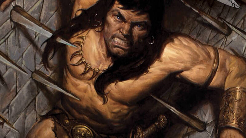 Will Conan the Barbarian become a Netflix series?