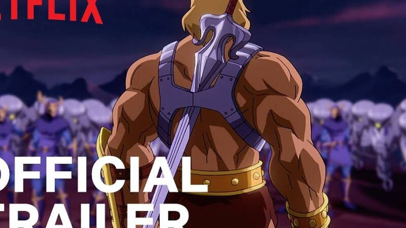 The Masters of the Universe: Revelation story trailer