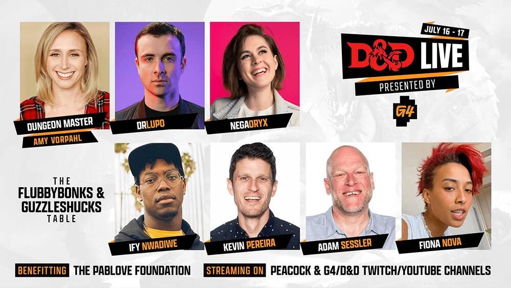D&D Live 2021 tutto quello che dovete sapere