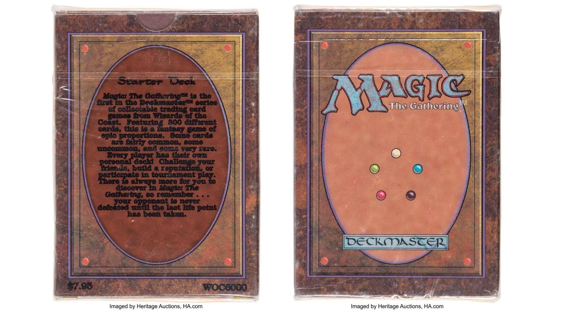 Deck Alpha Magic The Gathering Asta