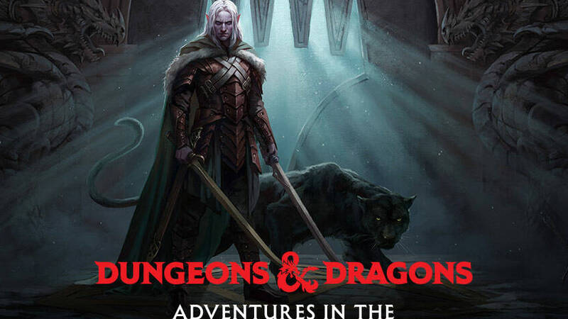Magic: fourth free crossover adventure for Dungeons & Dragons available