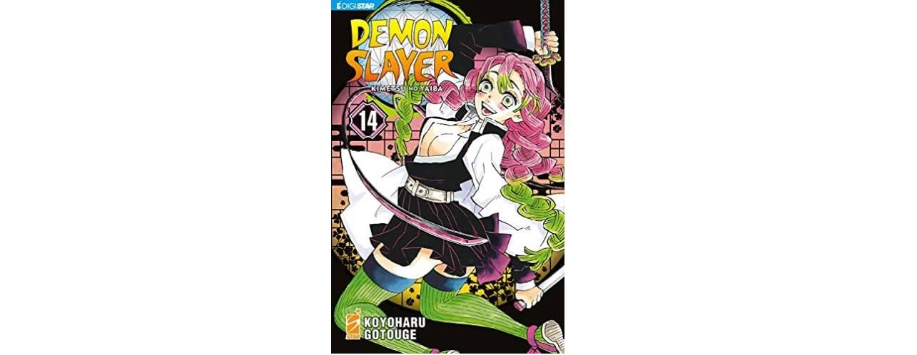 demon slayer romanzo
