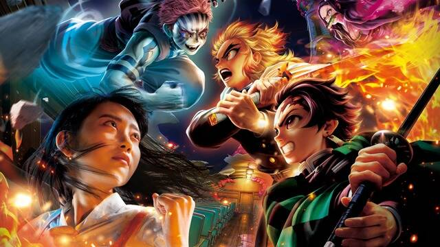 demon slayer universal studios japan