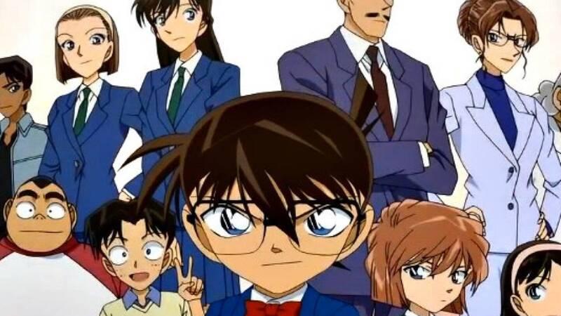 Detective Conan: the anime lands on Crunchyroll