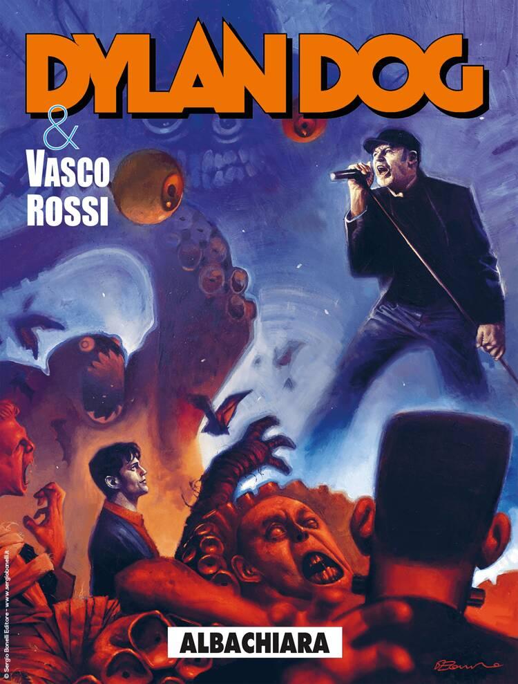 Dylan Dog #419 – Albachiara
