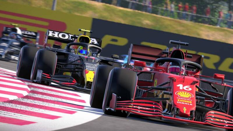 F1 2021: buy it now at a super price on Instant Gaming!