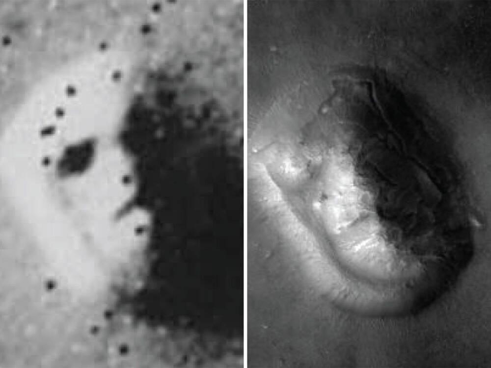 Faccia di Marte