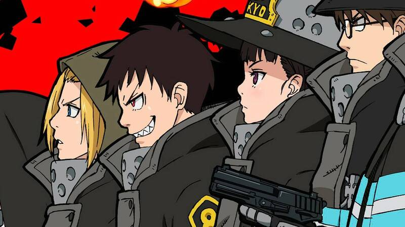 Fire Force arrives dubbed on Italia 2?