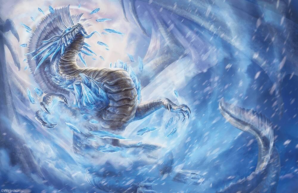 Fizban's Treasury Of Dragons