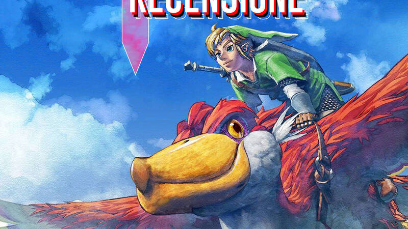 The Legend Of Zelda Skyward Sword HD | Review