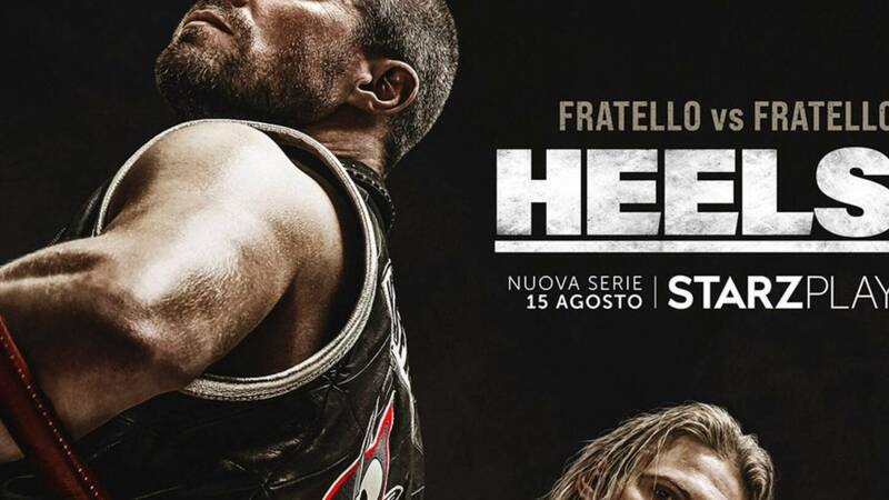 Heels: trailer and release date of the Wrestling series with Stephen Amell