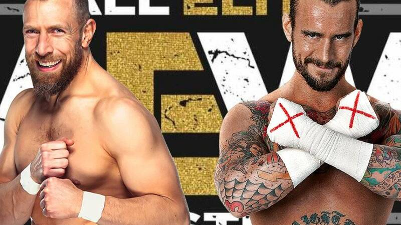 The AEW tries the coup: near the debut of CM Punk and Daniel Bryan?