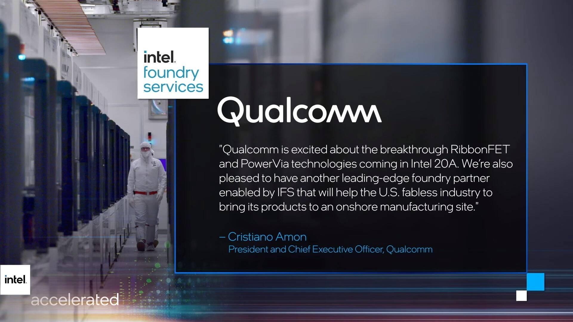 Intel + Qualcomm
