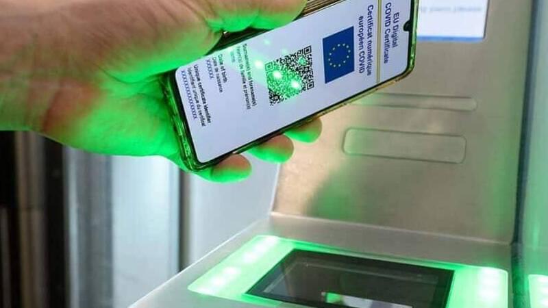 The Green Pass costs 100 euros… On Telegram