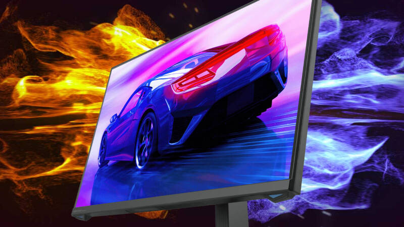 This new Chinese monitor uses IGZO technology