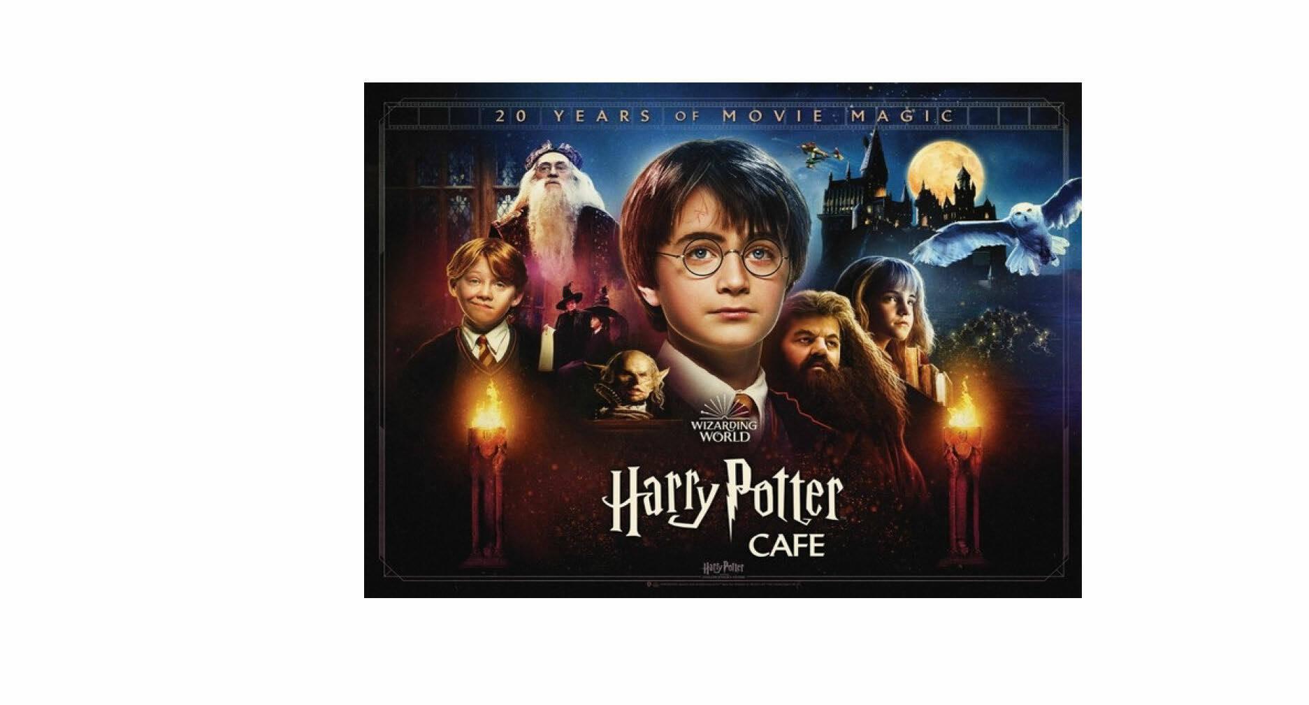 Harry Potter Café