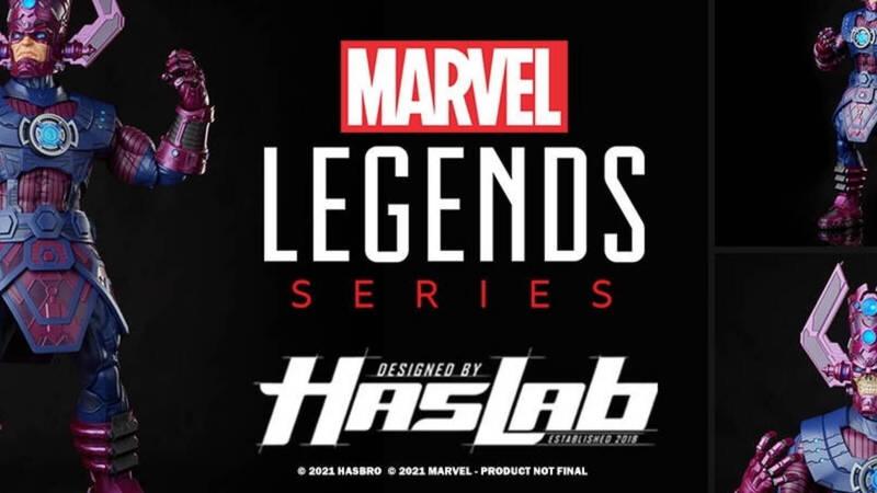 Hasbro Marvel Legends - Galactus, the 81 cm action figure!