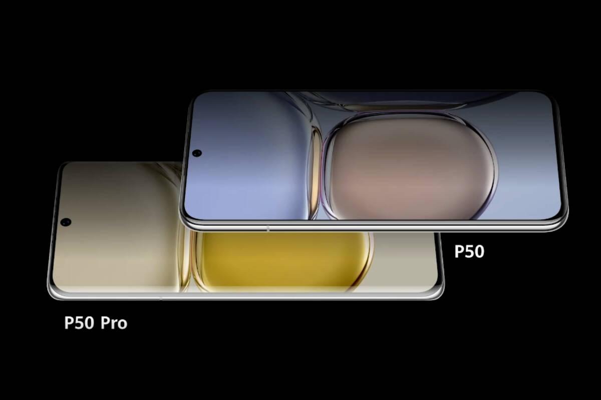 Hauwei P50 e P50 Pro ufficiali