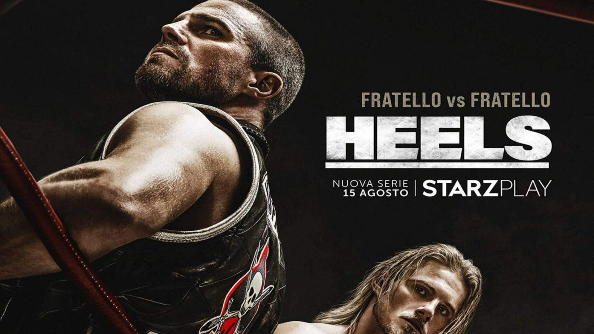 Heels, recensione dei primi 4 episodi in anteprima: wrestling e drama