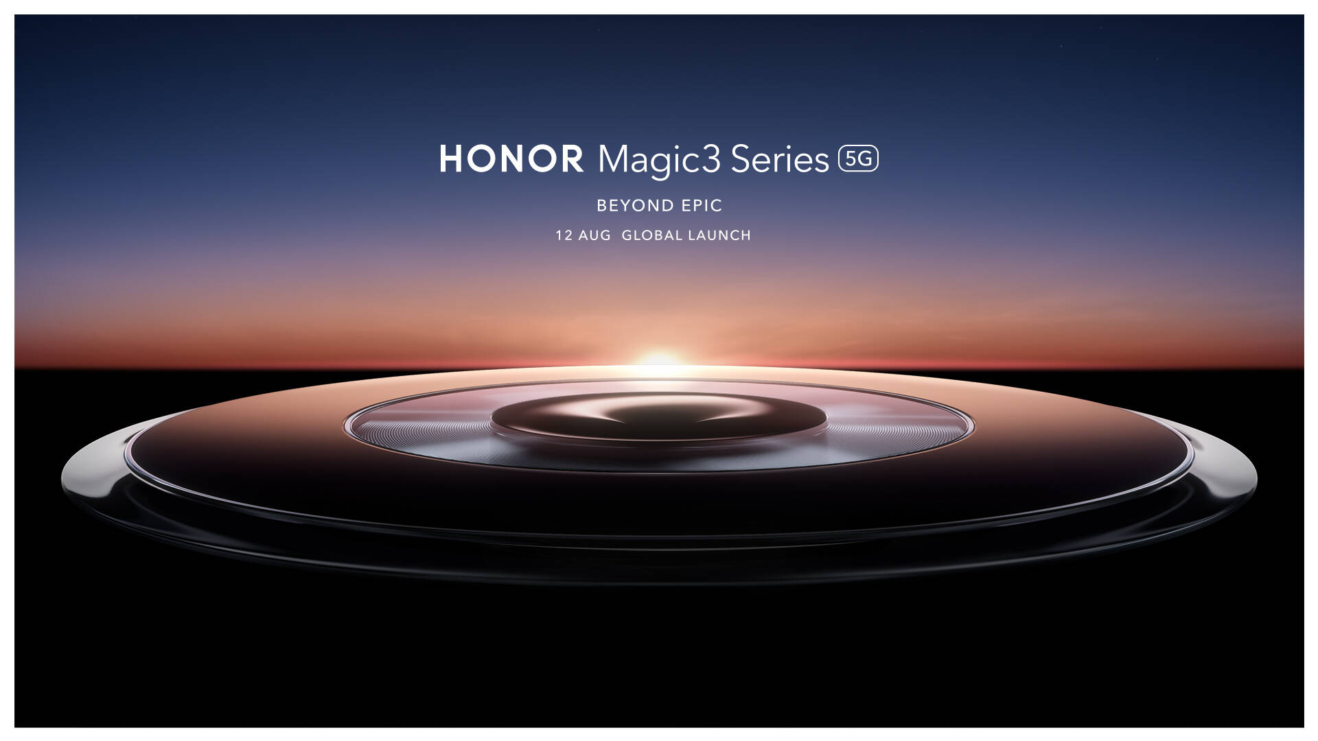 Honor Magic3 evento di lancio ufficiale