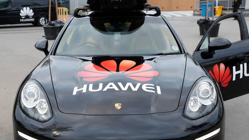 Autonomous driving, diplomatic incident between Huawei and Tesla