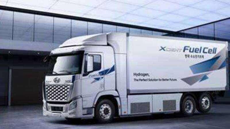 Hyundai, traveled one million kilometers with XCIENT Fuel Cell trucks